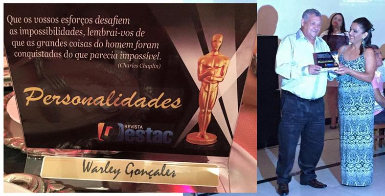 Líder da COBAP é homenageado pela Imprensa Paulista