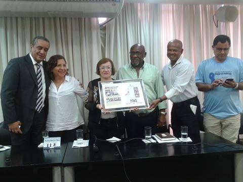 Setre homenageia 30 anos COBAP, FEASAPEB e ASAPREV-BA