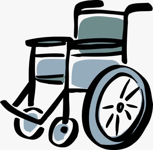 Lei garante cadeira de roda gratuita para todo cidadão