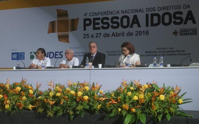 Direitos da Pessoa Idosa são debatidos em Conferência
