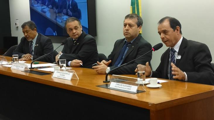 COBAP contesta déficit da Previdência para ministro do Trabalho