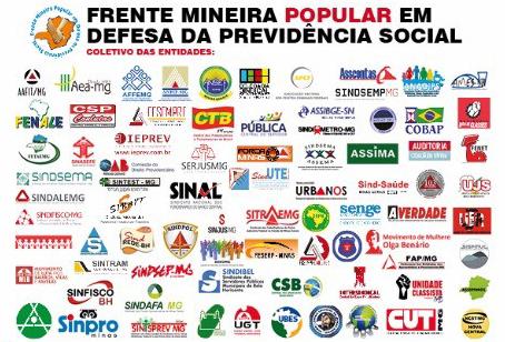 Frente Mineira não esmorece e planeja novas ações contra a PEC 287