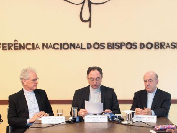 Igreja Católica abraça luta da COBAP contra a Reforma da Previdência