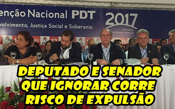 PDT fecha questão contra Reforma da Previdência e ameaça quem trair