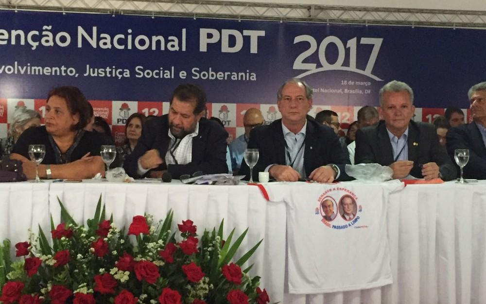 PDT fecha questão contra Reforma da Previdência