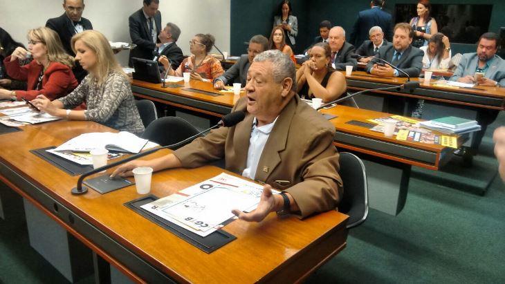 COBAP participa de seminário sobre o desmonte da Previdência pública