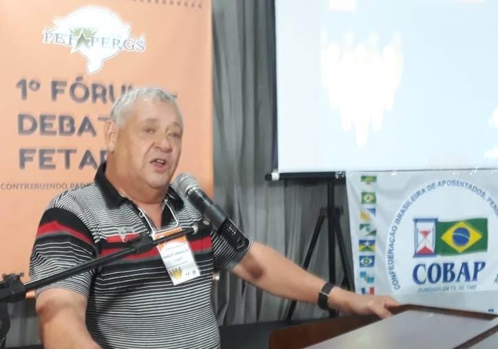 Líder da COBAP recomenda voto ao senador Paim e federal Vilson Romero