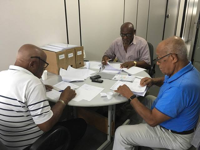 Conselho Fiscal da COBAP realiza balanço financeiro