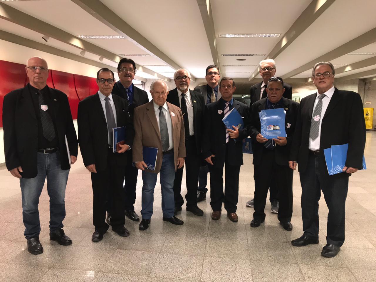 COBAP RETOMA TRABALHOS CONTRA A REFORMA DA PREVIDÊNCIA