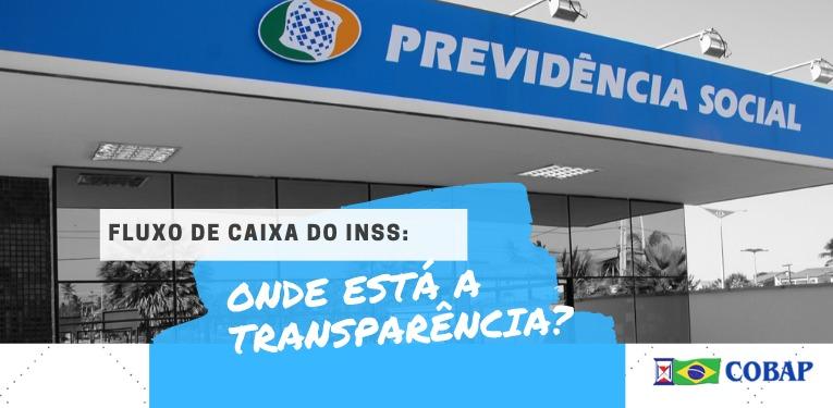 Fluxo de Caixa do INSS sofre manipulação do governo