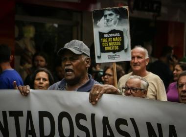 Dia Nacional do Aposentado terá protesto em São José dos Campos