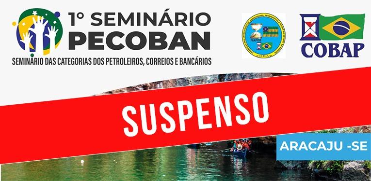 Comunicado: COBAP suspende 1° PECOBAN durante situação de pandemia