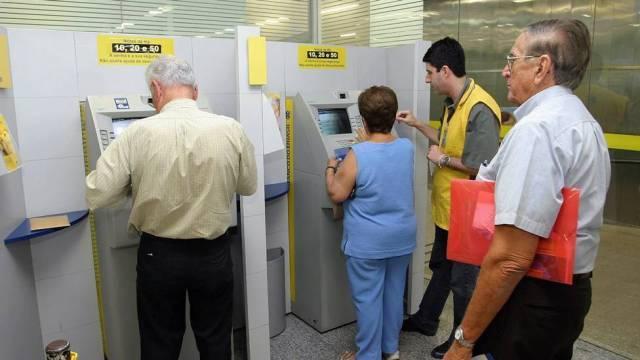 Resultado de imagem para pagamento de pensionistas